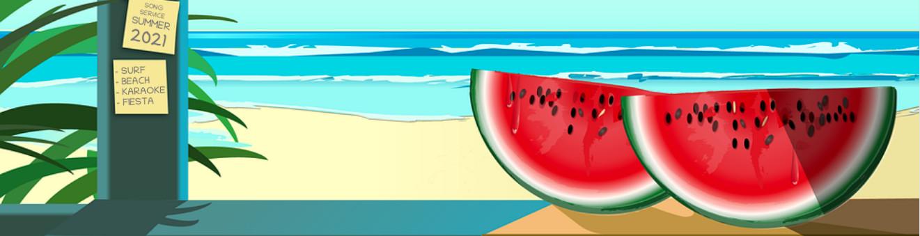 summer hits banner