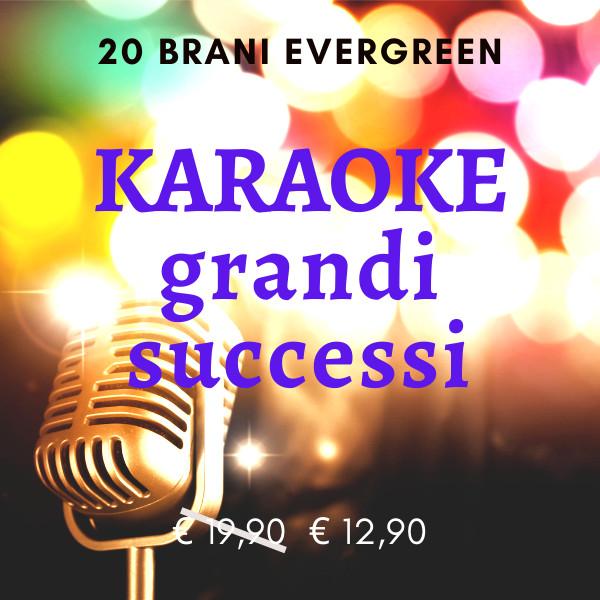 karaoke grandi successi